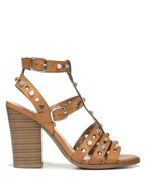 Volatile Ankle-Strap Sandals