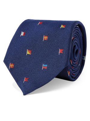 Flag Silk Tie @ Lord...