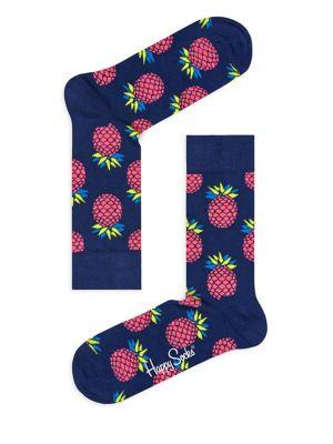 Pineapple Crew Socks...