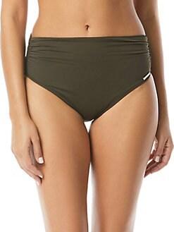 a492e8cfba Product image. QUICK VIEW. Vince Camuto. Convertible High-Waist Bikini  Bottom