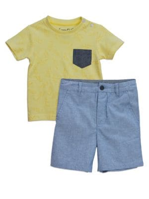 Little Boy's Two-Piece...