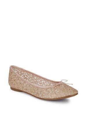 Shirley Crystal-Dot Ballet...