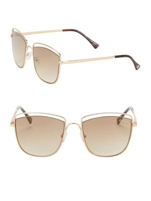 60MM Cat Eye Sunglasses...