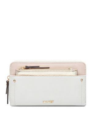 Zip-Around Pouch Wallet 500088151545