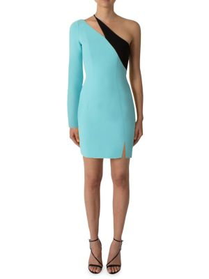 Electra One Shoulder Mini Dress