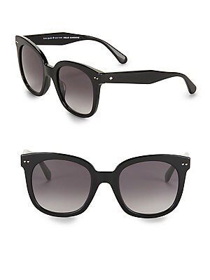 1cf6adbaeb Kate Spade New York - 55MM Bayleigh Modified Cat Eye Sunglasses ...