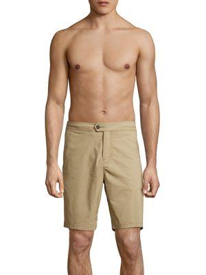 Stretch Swim Shorts @...
