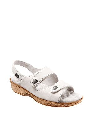 31022aadbcb SoftWalk - Bolivia Leather Sandals