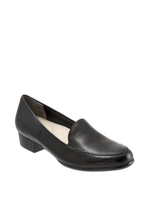 Monarch Leather Loafers...