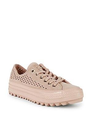 5de845d647f5 Converse - Lift Ripple Ox Perforated Sneakers - lordandtaylor.com