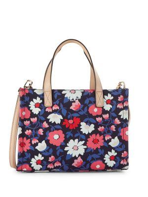 Floral Sam Tote 500088213048