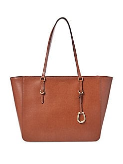 QUICK VIEW. Lauren Ralph Lauren. Saffiano Leather Tote