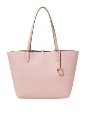 Reversible Faux-Leather Tote 500088214081