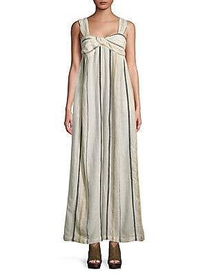 93797b289060 Free People - Pant Breezin Through Striped Jumpsuit - lordandtaylor.com