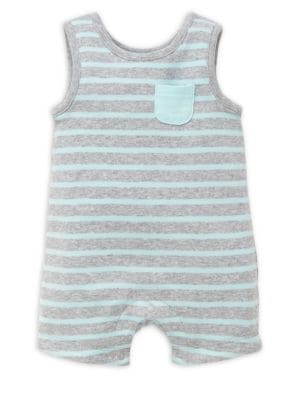 Baby Boy's Cotton Striped...