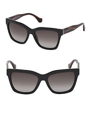 58dcb72f94e3 Balenciaga - 53MM Cat Eye Sunglasses - lordandtaylor.com