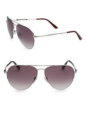 cab7fe8faf3 Balenciaga - 58MM Aviator Sunglasses - lordandtaylor.com