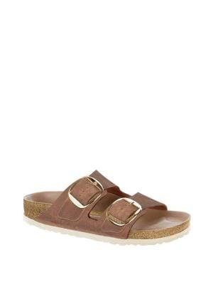 Image of Arizona Big Buckle Leather Sandals