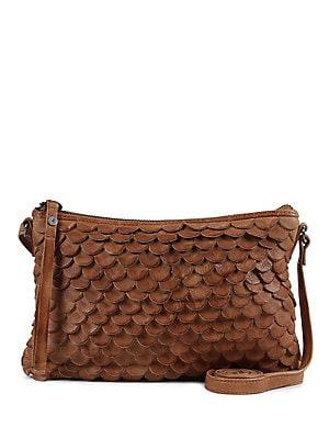 a5ed89a0dd Day And Mood - Jamie Leather Crossbody Bag