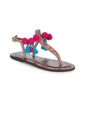 Gigi Bohemian Ankle Strap...