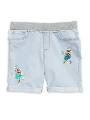 Girl's Gracie Denim Shorts...