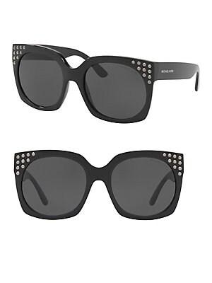 371e5fed39b7d Michael Kors - Destin 56MM Square Sunglasses - lordandtaylor.com