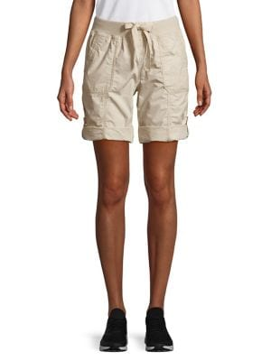 Cargo Bermuda Shorts...