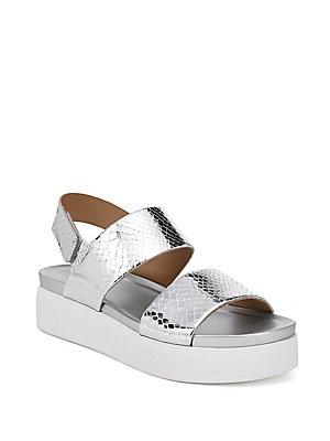 d1eba24f1d42 Franco Sarto - Kenan Leather Platform Sandals - lordandtaylor.com