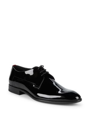 Patent Leather Oxfords...