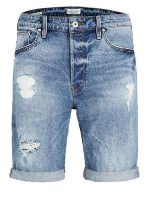 Rick Icon Denim Shorts...