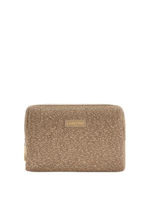 Image of Lancome Beige Cosmetics Bag