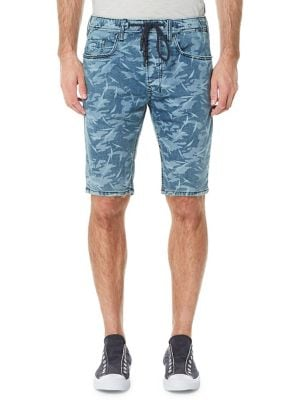 Parker-X Printed Shorts...