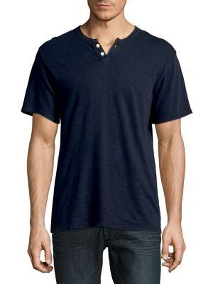 Wintz Short-Sleeve Cotton...