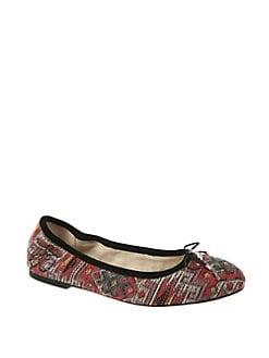 694f101c3 QUICK VIEW. Sam Edelman. Felicia Printed Ballet Flats