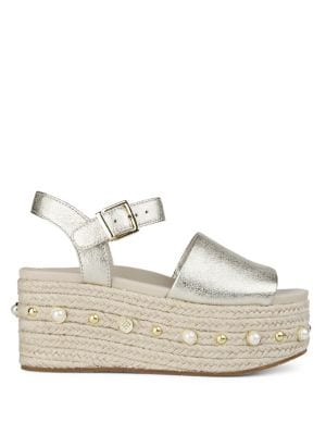 Indra Studded Leather...