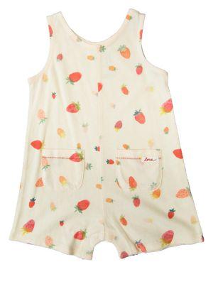 Baby Girl's Strawberry...