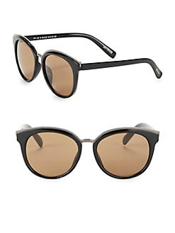 91b0900aaf4 Product image. QUICK VIEW. H Halston. 48MM Round Sunglasses