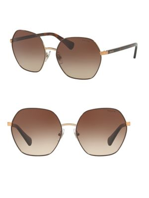 60MM Irregular Sunglasses...