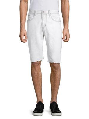 Dixon Denim Shorts @...
