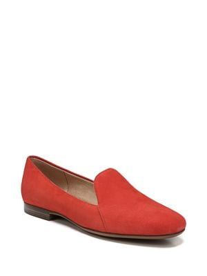 Emiline Suede Loafers...