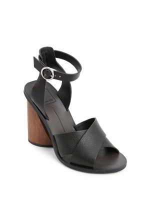 Athena Leather Sandals 500088318296