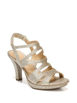 Image of Dianna Strappy Slingback Sandals