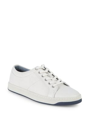 Jack Leather Sneakers...