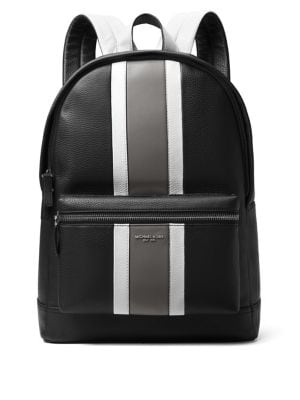 Bryant Leather Backpack...