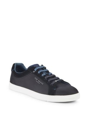Klemes Leather Sneakers...