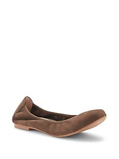 01dd5cd7727 QUICK VIEW. Blondo. Becca Waterproof Suede Flats