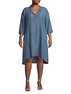 75b491de78d Women - Extended Sizes - Plus Size - Dresses   Jumpsuits - Casual ...