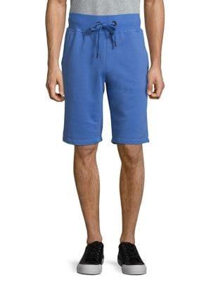 Drawstring Cotton Shorts...