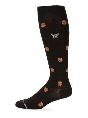 Basketball Mid-Calf Socks...