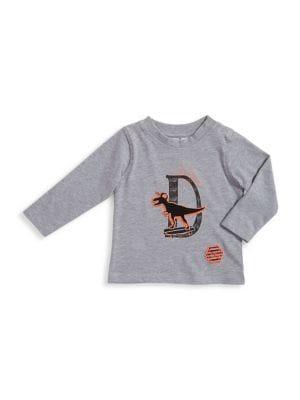 Baby Boy's Dinosaur on...